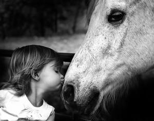 Child_Horse